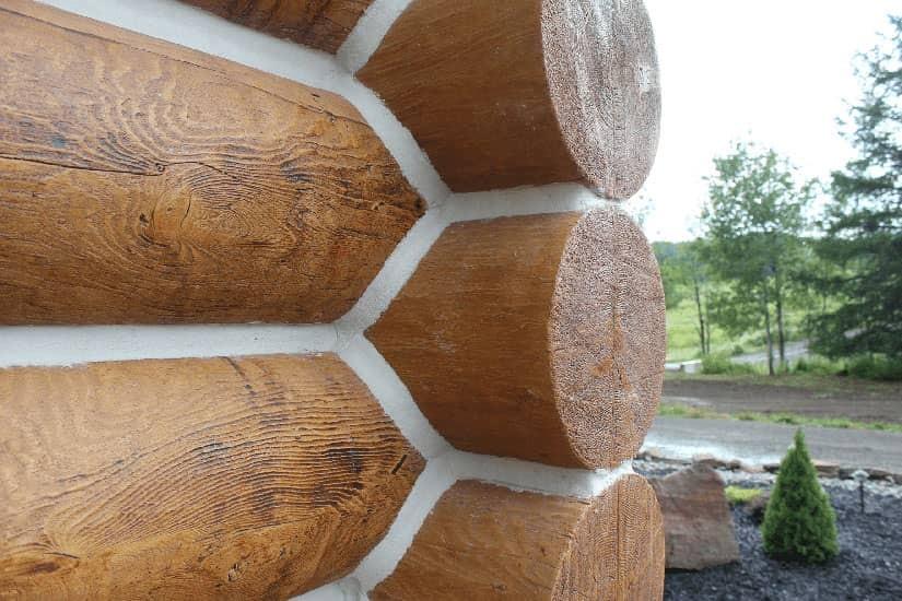 Снижение теплопотерь деревянного дома